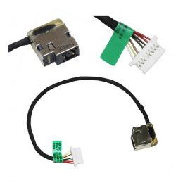 HP Pavilion 15-BS 15-BW Laptop Power DC JACK With Cable