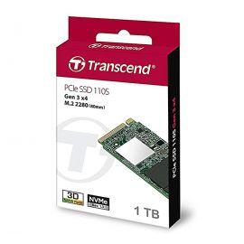 Transcend 1TB 2280 NVMe PCIE SSD Hard Drive M.2 MTE110 Card in Pakistan