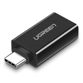 UGreen USB-C to USB 3.0 A Female for USB Type-C Devices - Black In Pakistan