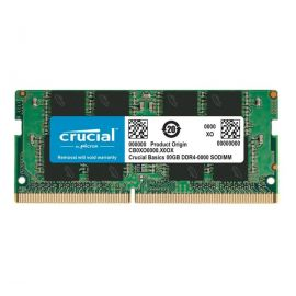 CRUCIAL8GB DDR4 2666Mhz SO-DIMM Laptop Ram price in Pakistan