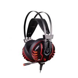 A4Tech Bloody Gaming M615 Headphones - Black/Red