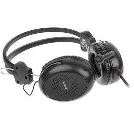 A4tech HS-30i - Stereo Headset - Single Pin Comfort Fit Stereo Headset/Flexible Mic