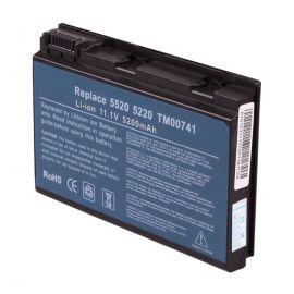 Acer TravelMate 5220 5520G 5530 5710G Extensa 5230 5635 CONIS71 TM00751 6 Cell Laptop Battery (Vendor Warranty)