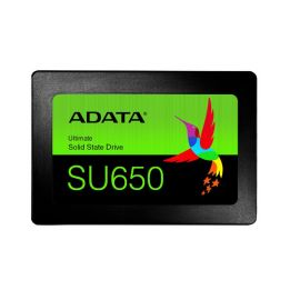 ADATA SU650 120GB 3D-NAND SATA III High Speed Read up to 520MB-s Internal Solid State Drive