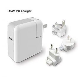 Apple 45W Type-C QC3.0 Wall Charger Adapter US UK EU AU Plug PD Power Adapter
