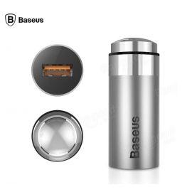 Baseus CarQ Series USB QC3.0 Intelligent Quick Charging Car Charger 5V 2.8A
