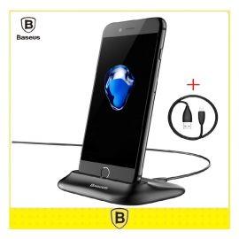 Baseus Little Volcano ZCVL0V Dust Proof Charging Data Transfer Cradle For Iphone