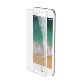 Baseus Full-screen Full Coverage 3D Tempered Glass Film with Speaker Dust Protector for Apple iPhone 8 Plus / 7 Plus / 6S Plus / 6 Plus white (SGAPIPH8P-WA02)
