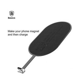 Baseus Microfiber QI Wireless Charging Receiver For iPhone WXTE-A01