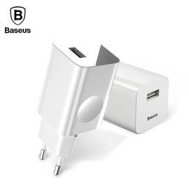 Baseus CCALL-BX02 Quick 3.0 EU Plug Design USB Charger in Pakistan