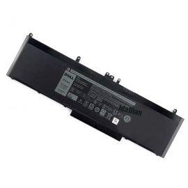 DELL Precision 3510 Series WJ5R2 4F5YV 11.4V 84Wh 100% Original Battery Price in Pakistan