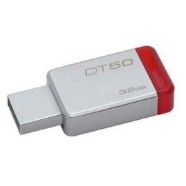 Kingston 32GB USB 3.0 Metal Flash Drive - DT50