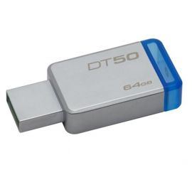 Kingston 32GB USB 3.0 Metal Flash Drive (DT50)