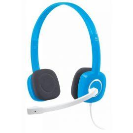 Logitech Stereo Headphone H150 - Blue
