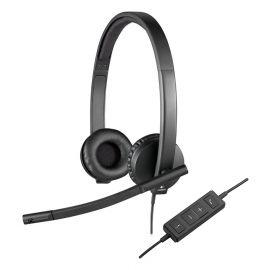 Logitech Stereo USB Headphone H570E