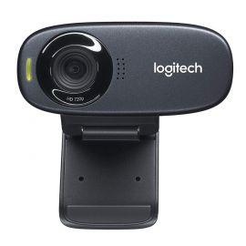 Logitech C270 USB 720p HD Webcam with Built-in Microphone