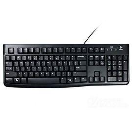 Logitech K120 Comfortable Quiet Typing Keyboard