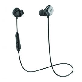 Qcy Q25 Business Series Car Driving Universal Wireless Bluetooth 4.1 Earphone - Black