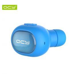 QCY Q26 Mini Waterproof Ipx2 Earphone Sport Driving Wireless Stereo Earbud Bluetooth 4.1- Blue