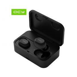QCY T1 Pro TWS True Wireless Earphone HiFi Stereo Dual Mic Headphone With Charging