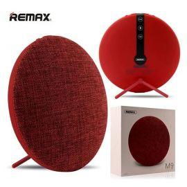 Remax RB-M9 Canvas Fabric Hi-Fi Stereo Wireless Bluetooth Speaker - Black