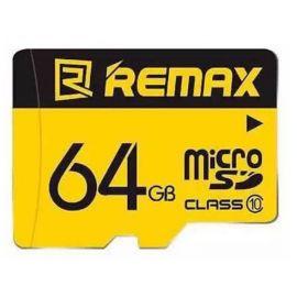 Remax C-Series Micro SD 64GB Memory Card C10 (3.0)
