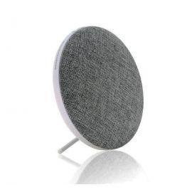 Remax RB-M9 Canvas Fabric Hi-Fi Stereo Wireless Bluetooth Speaker - White
