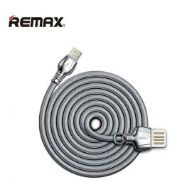Remax RC-063i King Series Lightning Quick Charge Data Sync USB Cable - Silver