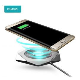 ROMOSS WF01 Hexa Qualcomm QC2.0 Wireless Charging Pad For Qi Enabled Device