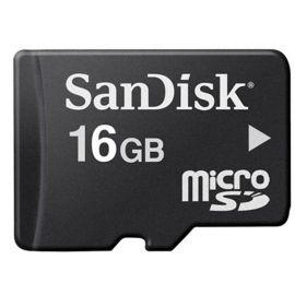 SanDisk 16GB Micro SD Memory Card