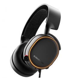 SteelSeries Arctis 5 RGB Illuminated Gaming Headset with DTS X v2.0 Surround
