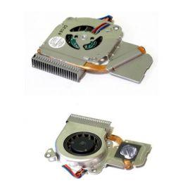 Toshiba Portege R600 A600 A601 A602 A605 MCF-134PAM05 Laptop CPU Heatsink Fan