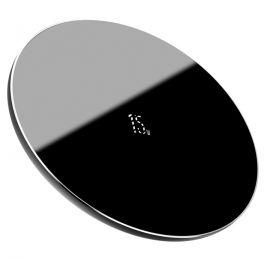 Baseus Simple Wireless Charger (Updated Version) Qi 15 W black WXJK-B01